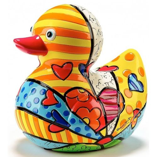 BRITTO - Mini Figurine Duck A New day